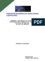 Derecho Internacional-Dominio Marítimo(apuntes.derecho.administrativo.civil.comercial.constitucional.economico.internacional.laboral.etc.etc