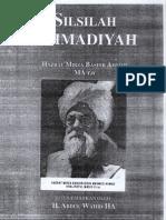 Silsilah Ahmadiyah-hazrat Mirza Bashir Ahmad Ma r.a..