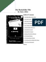 The Rockefeller File - By Gary Allen