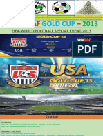 Fifa - Concacaf - 2013 Superb Demonstration of Football and Much More