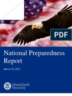 National Preparedness Report 2012 v2