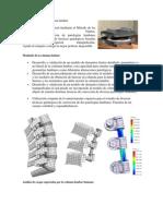 Biomecánica de la columna lumbar