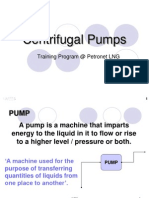 Centrifugal Pumps AM