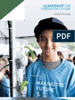 Cognizant Sustainability Report 2012