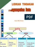 03b PENGUMPULAN DATA Penyelidikan Tindakan