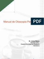 Manual Otoscopía Pediátrica