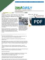 Yamuna River Still Stinks Out New Delhi Despite Massive Cleanup