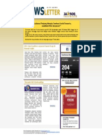 Newsletter Jaminan Sosial Edisi 59 | Juni 2013