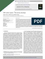 STEP carbon capture – The barium advantage