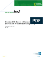 Greendex Highlights Report May09