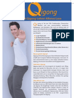 Qigong Flyer V2 Druck