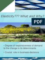 Elasticity Types