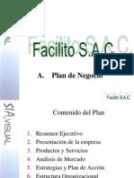 A Plan de Negocios - Facilito SAC