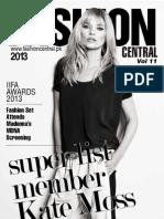 Fashioncentral Volume 11th