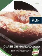 TM31-Clase de Navidad 2009