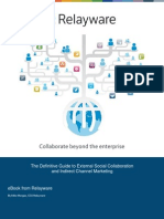 A Definitive Guide to External Social Collaboration and Indirect Channel Marketing