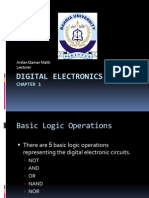 Digital Electronics 1