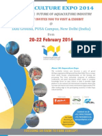 IAI Aquaculture Expo & Conference 2014