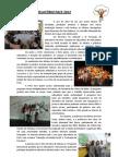 RELATÓRIO PACE 2012