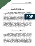 Cum am trecut la Islam