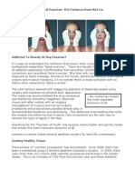 Facial Exercise Evidence Does Not Lie[1]