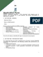 Program Develop Protocol Template