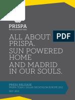 PRISPA Project in Romania