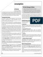 Energy Consumption Secondary Infobook