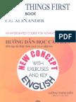 HƯỚNG DẪN HỌC TIẾNG ANH CĂN BẢN THEO NEW CONCEPT ENGLISH