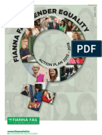 FF Gender Equality Action Plan 2013 - 2018
