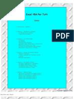 Excel VBA Per Tutti