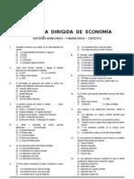 4ta. Dirig. Economía (Sistema financiero, bancario Y Crédito) Repaso San Marcos 2005