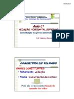 ETEC - Tec Construçoes III - SLIDES PARA ESTUDO DAS MATERIAS DA PROVA
