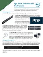 Dell Rack Accessories Brochure