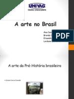 A Arte No Brasil