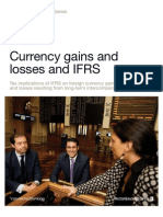 Currency Gains Losses Ifrs