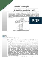 Interfaceamanto Analogico - HC08