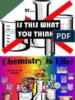 Chemistry Intro