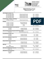 2009 Summer Schedule Cresskill v2