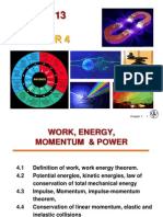Physics_DDPS1713_ Chapter 4-Work, Energy, Momentum and Power