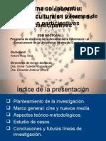 Presentación Tesis doctoral Antoni Roig Telo