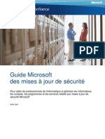 Microsoft Security Update Guide-Fr