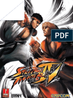 Street Fighter IV Official Strategy Guide - Excerpt