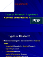 4184_Types of Research,Concept,Construct&Variables