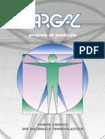 ARGAL Catalog General