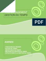 Time Management-session 29 Septembre 2012