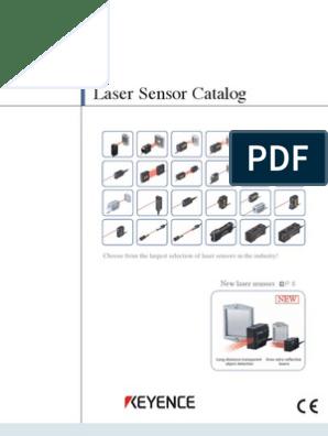 Keyence LV-21AP Measuring Amplifier Laser Sensor LV-H62