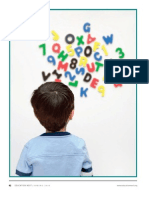 Education Next article questions benefits of kindergarten