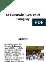Extension en El Paraguay