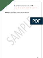 sample assign